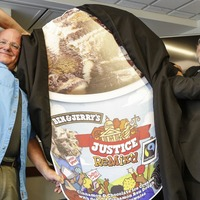 Ben & Jerry's highlights injustice in new flavour