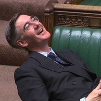Jacob Rees-Mogg gets meme treatment after Commons lie-down goes viral