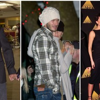 Sartorial leaders: David and Victoria Beckham's fashion over the years