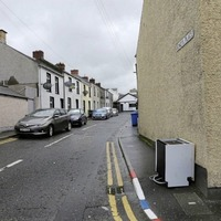 Police treat pipe bomb attack as sectarian hate crime