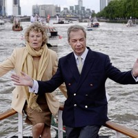 Hardline Brexiteer Kate Hoey rubbishes speculation that she may run for the DUP