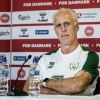 Mick McCarthy a picture of calm before Switzerland encounter