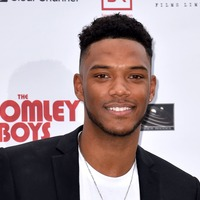 Love Island's Theo Campbell prepares for race after losing sight in one eye