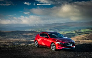 Mazda 3: Still a magic number