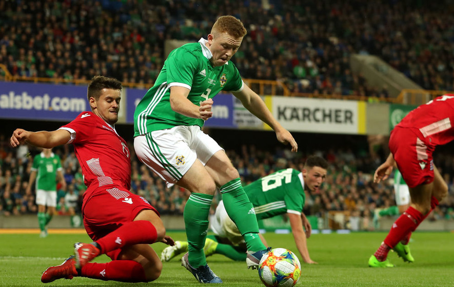 Northern Ireland Mal-get Lux-y as own goal gifts victory against Switzerland