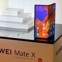 Foldable Huawei Mate X could launch next month, says chief executive