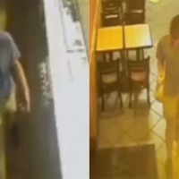 Thief hunted who broke into Subway and made himself a sandwich