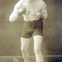 Tommy Loughran 'The Phantom of Philly' and Tyrone's light-heavyweight world champion