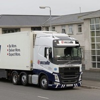 Refrigerated transport firm McCulla boosts sales to £26 million
