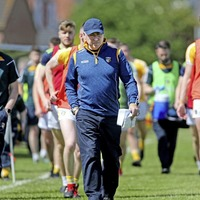 Lenny Harbinson to continue as Antrim senior football manager