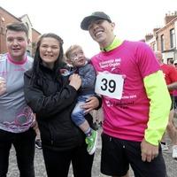Hundreds run west Belfast to raise awareness of organ donation