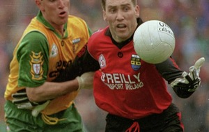 Back in the Day - Linden leads final charge Down ace Carr sent off in fiercely fought clash - The Irish News, 1999