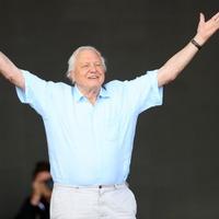 Sir David Attenborough honoured with TV Choice lifetime achievement award