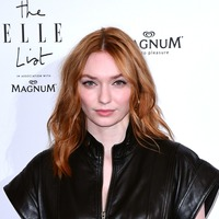 Eleanor Tomlinson runs from Martian in War Of The Worlds image