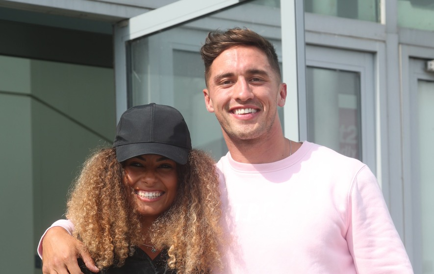 Love Island's Amber Gill gives her side of Greg O'Shea split