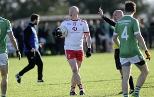 Paddy Cunningham rolls back the years to book Lamh Dhearg's semi-final place
