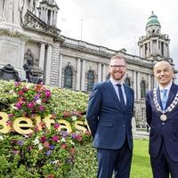 Chamber head Hamilton pledges 'new Belfast vision'