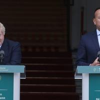 Leo Varadkar's Athena comment 'not jibe at Boris Johnson'