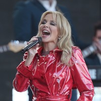 Kylie Minogue's headlining set is most viewed Glastonbury performance