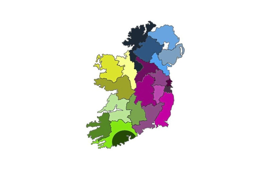 Kicking Out: Amalgamating counties as important as splitting ...