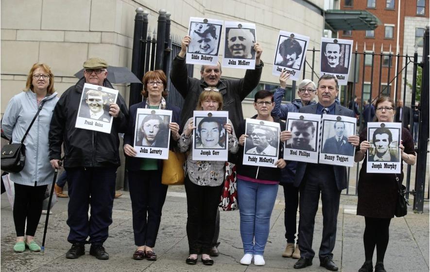 Witness denies making up gunmen account at Ballymurphy inquest