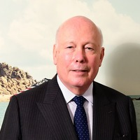 Julian Fellowes: I was not fashionable in the UK as I was not left wing