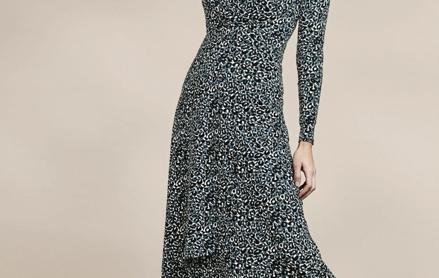 It's a wrap: 5 of the best midi wrap dresses and how to