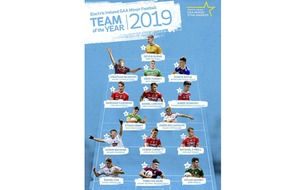 Two Ulster lads Minor Stars on Electric Ireland Team of Year
