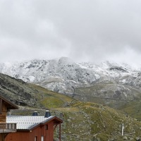 First snowfall in September as Alps skiing season gets under way