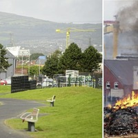 Site of notorious east Belfast bonfire reopens after landscaping works