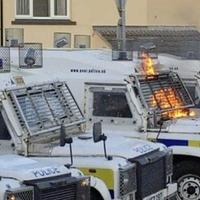 Two teenagers suffer burn injuries in Creggan riots