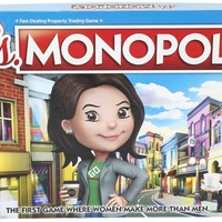 New Ms Monopoly game sees women get more money for passing Go than men