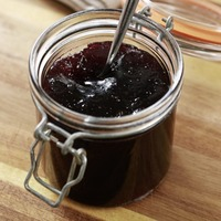 James Street Cookery School: Blackberry and cherry preserve, redcurrant jelly