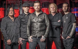 Black Star Riders leader Ricky Warwick on the hard rockers' new LP Another State of Grace and Irish dates