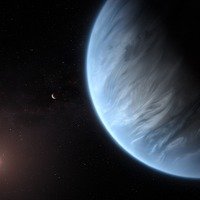 Scientists uncover 'first' water on potentially habitable super-Earth