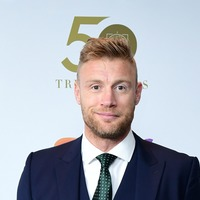 Andrew Flintoff 'absolutely fine' after incident while filming Top Gear