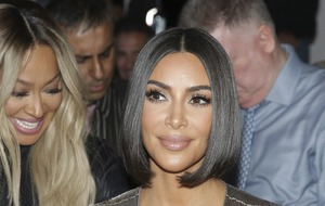 Kim Kardashian West responds to reports she and Kanye are moving to Wyoming
