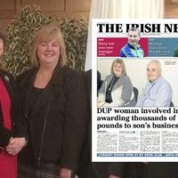 DUP councillor Linda Clarke faces another watchdog complaint