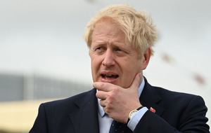 Boris Johnson says Irish Sea bridge 'would only cost about £15 billion'