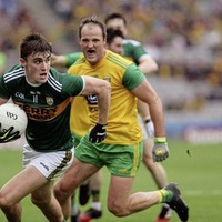 Donegal's Michael Murphy picks up Player of the Year award at Irish News Ulster Allstars