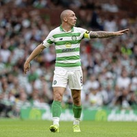 Celtic captain Scott Brown praises Rangers' reaction after fan taunt