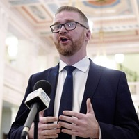 Simon Hamilton at odds with former DUP colleagues over support for withdrawal agreement