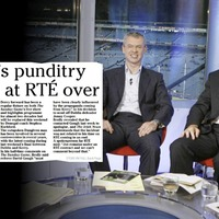 RTÉ axing GAA pundit Joe Brolly would be 'serious loss' says Colm O'Rourke