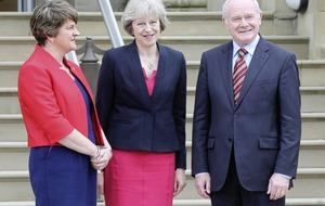 DUP says Foster-McGuinness letter can 'inform alternative arrangements' to backstop