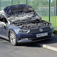 Police release images of car used in murder of Malcolm McKeown (54)