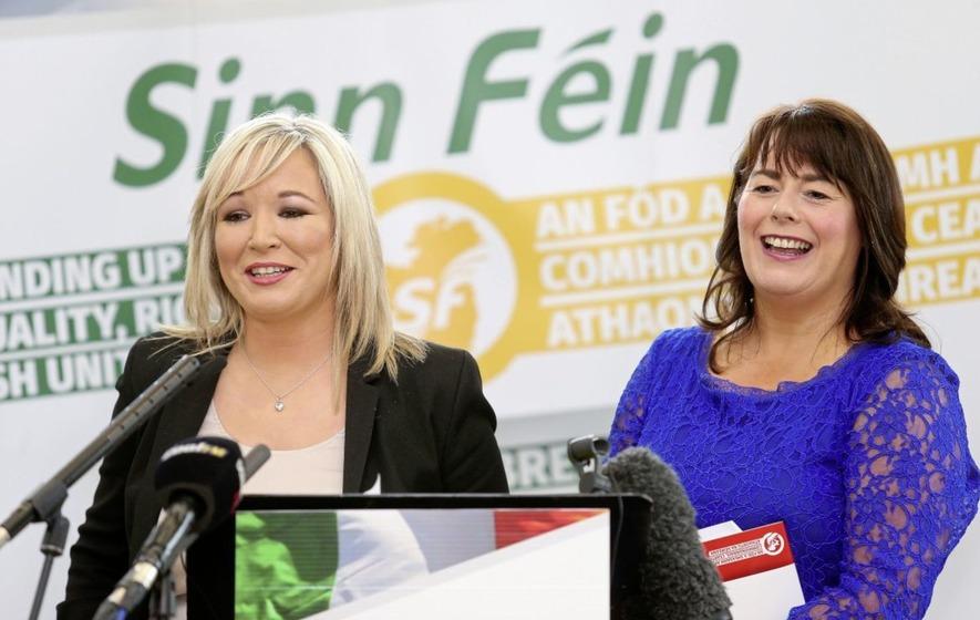 Michelle Gildernew backs John O'Dowd in Sinn Féin leadership challenge