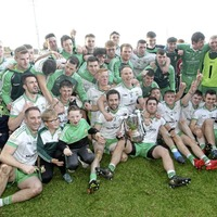 Former Dublin captain Paddy Christie in Burren corner for Kilcoo showdown