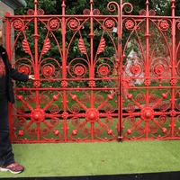 Strawberry Field's gates open to the public