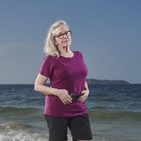 75-year-old Bear Grylls survival show contestant hopes to inspire others