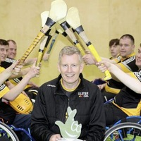 Ulster GAA's wheelchair hurling project wins Best Sports accolade at National Lottery birthday awards